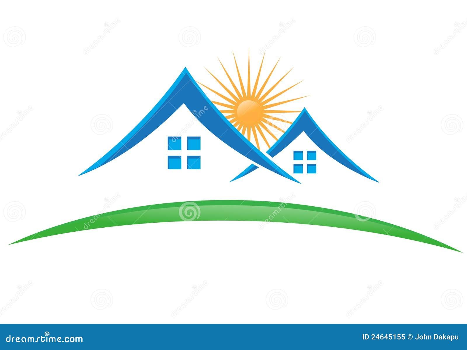Top Logo Design realtor logo design : Real Estate Icon Royalty Free Stock Photo - Image: 24645155