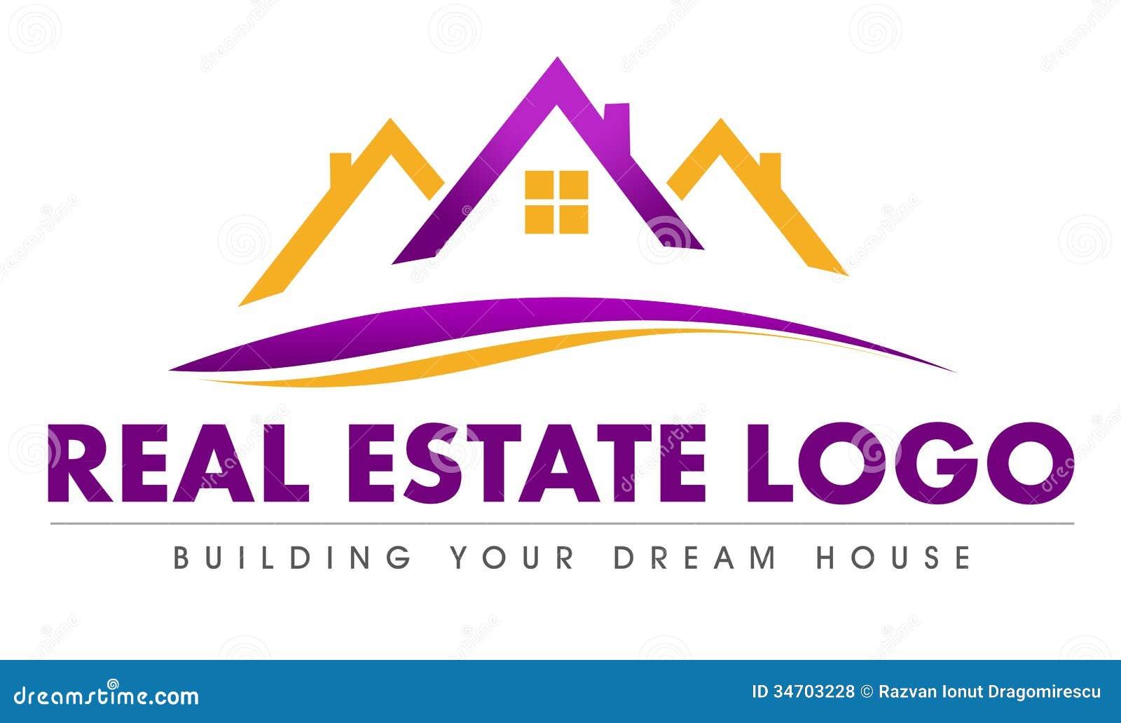 Real Estate logo templates Vector  Free Download
