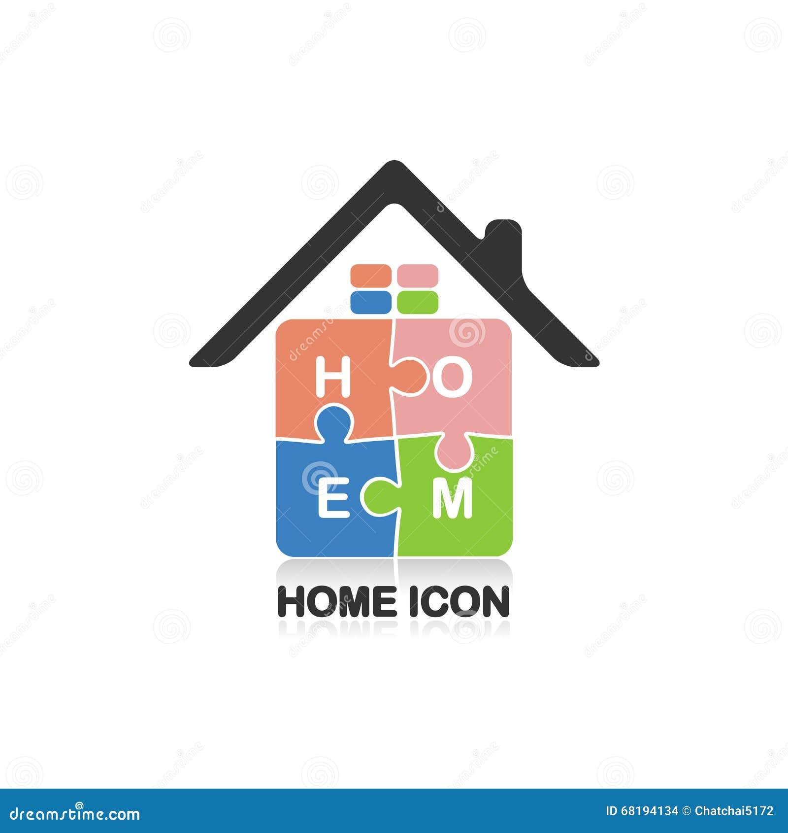 Real Estate Logocreative House Logoabstract Buildings Sign