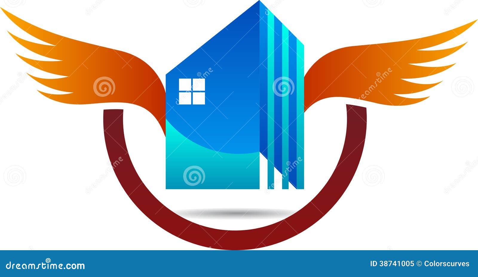 Real Estate Logo Royalty Free Stock Photo - Image: 38741005