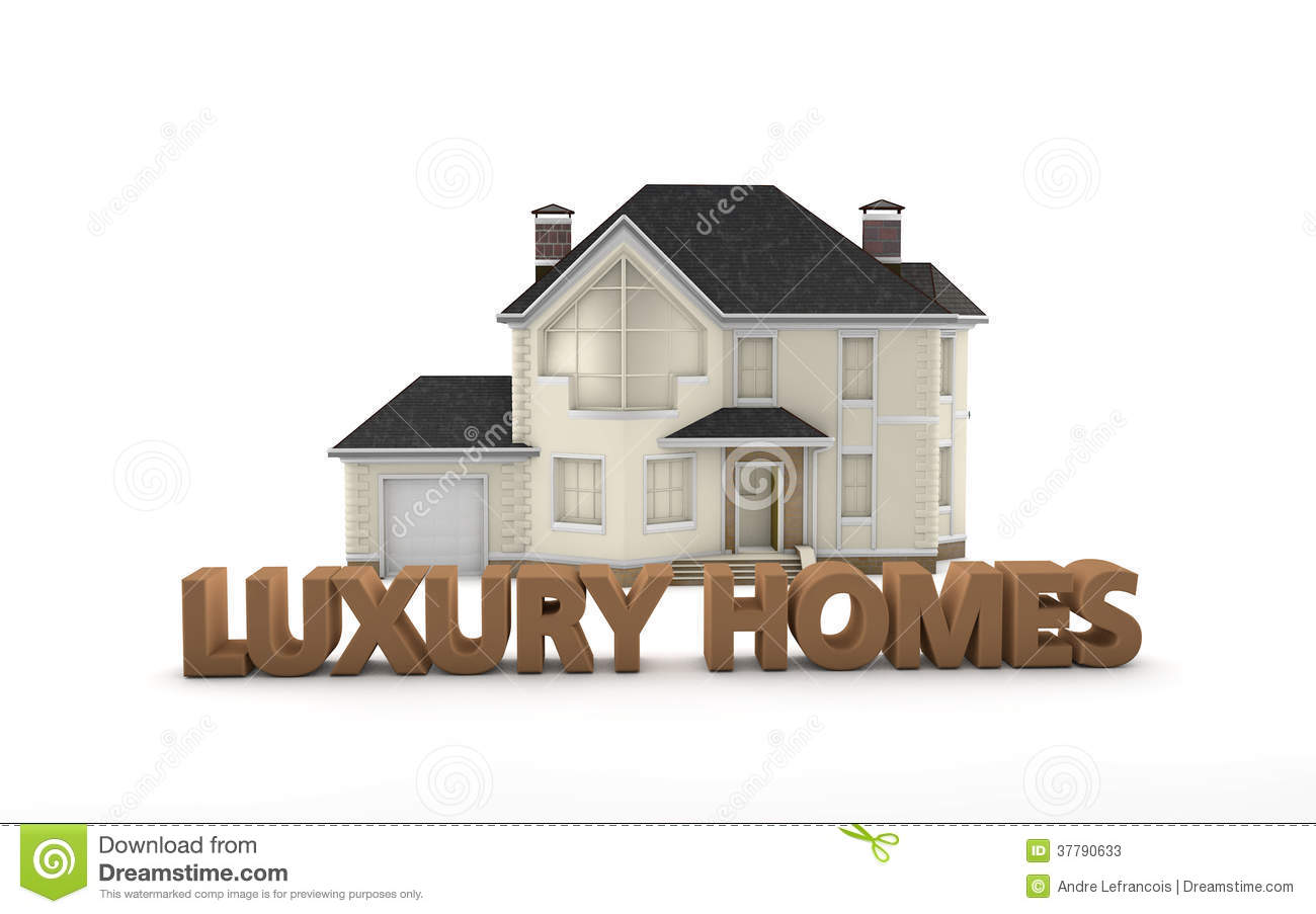 real estate luxury homes stock image image of down marketing