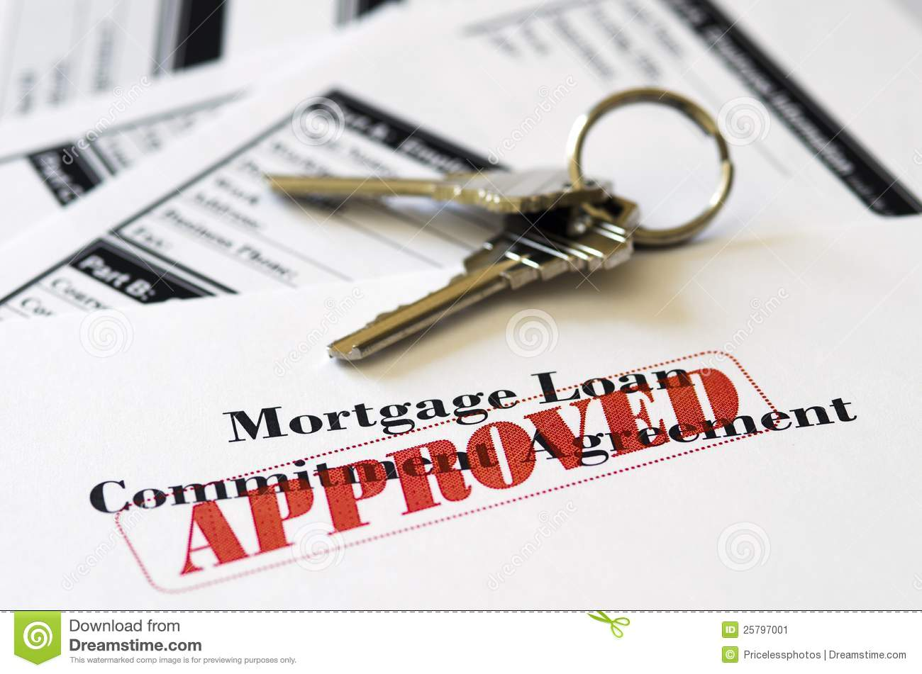 free mortgage loan application form