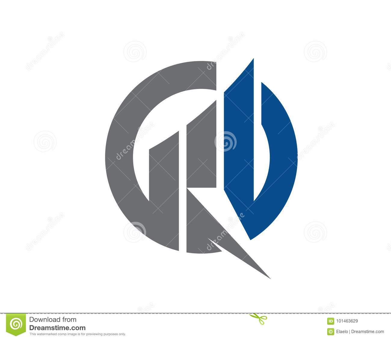 Property And Construction Logo Stock Vector - Image: 101463629