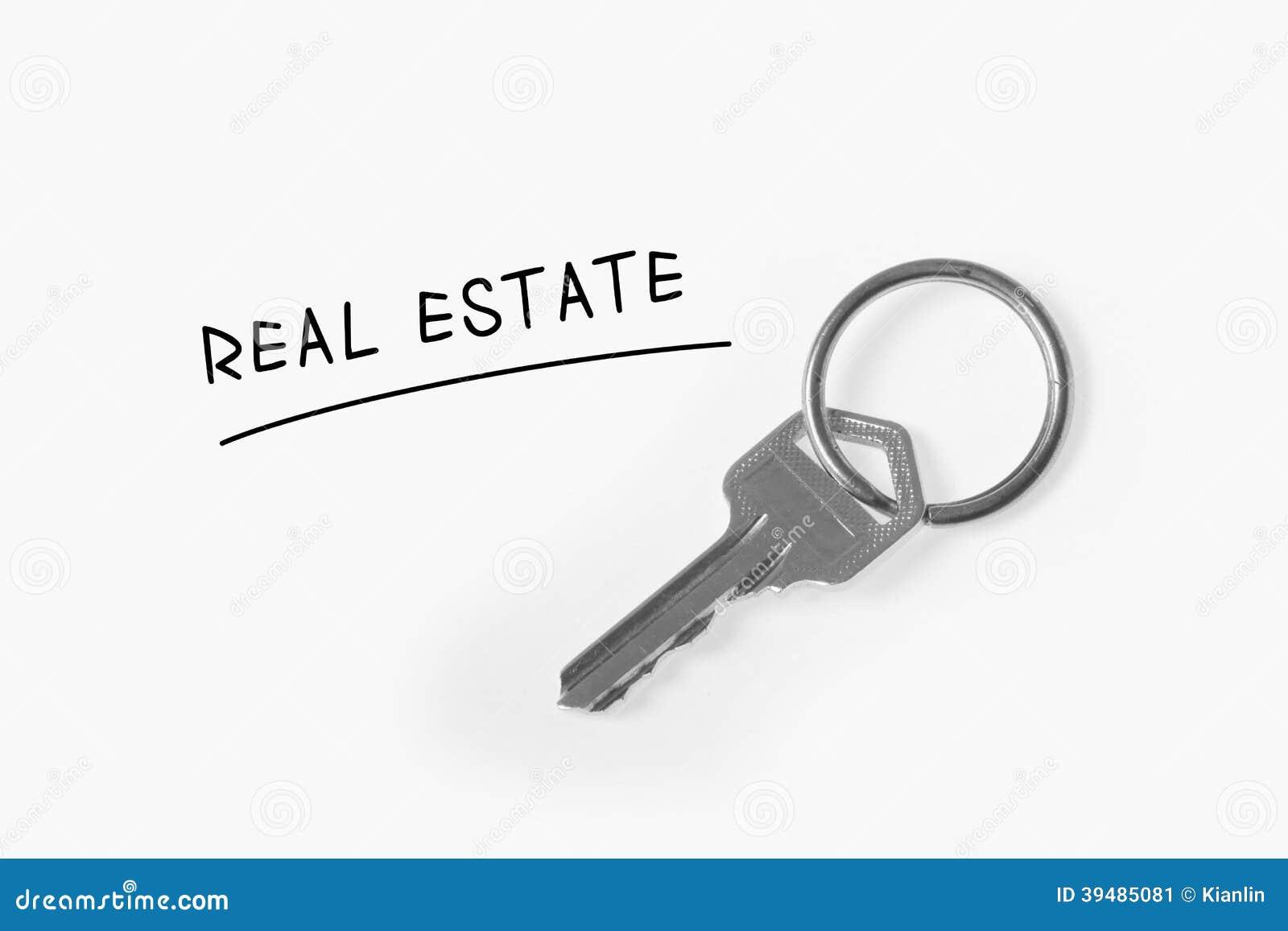 Real Estate-verkoop