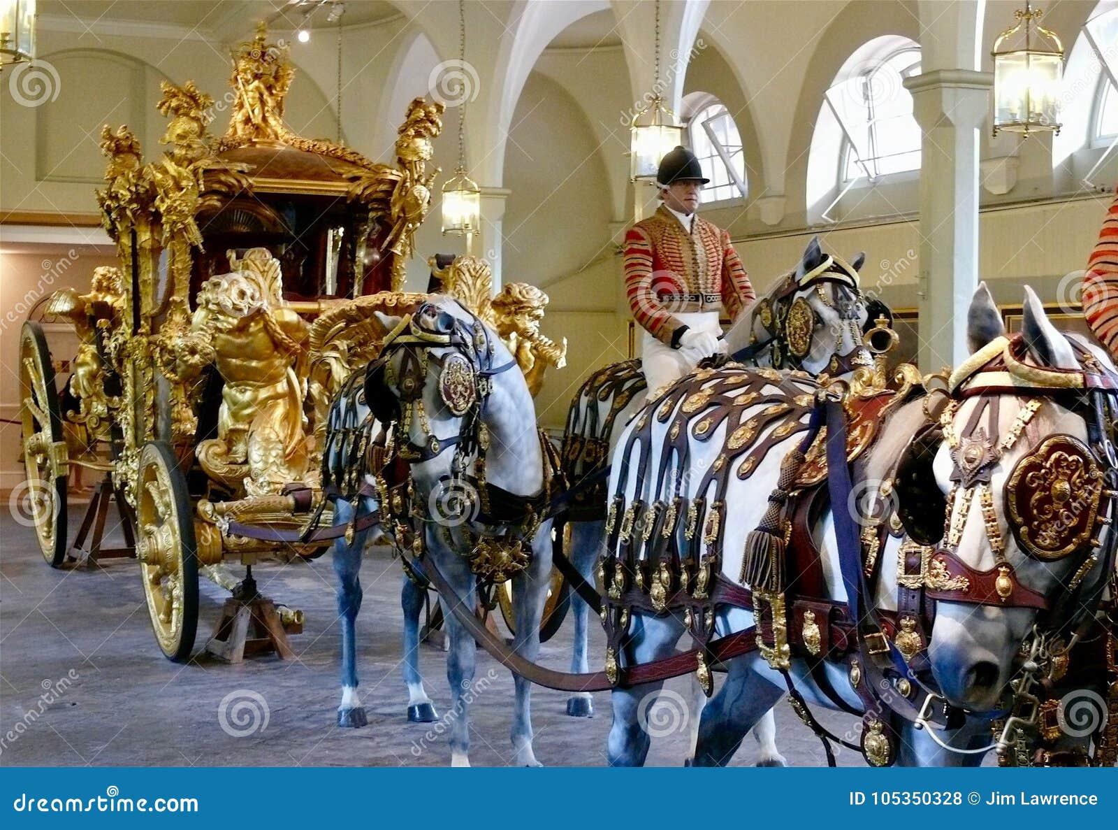 Real maúlla, el Buckingham Palace