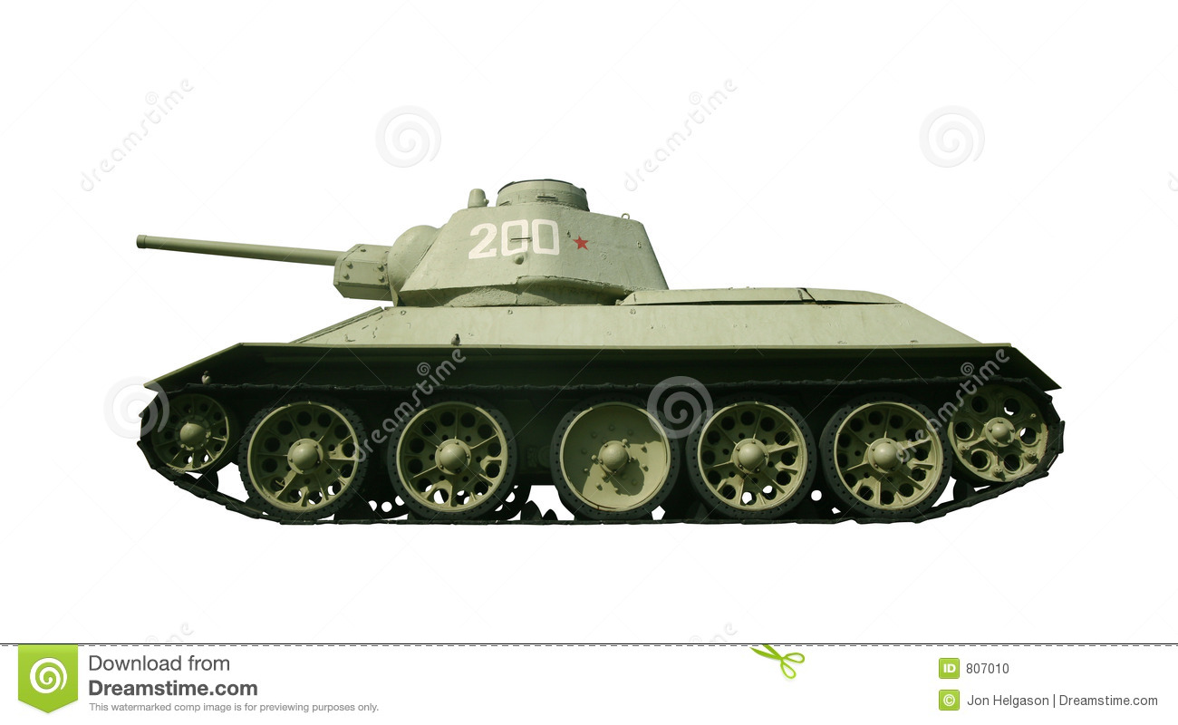 Russian tank t34 royalty free stock images image 23498479 - Real Russian Tank From Ww2 With Path Stock Photo