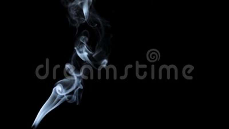 Real smoke  Aromatic smell from the incense stick  Incense smoke