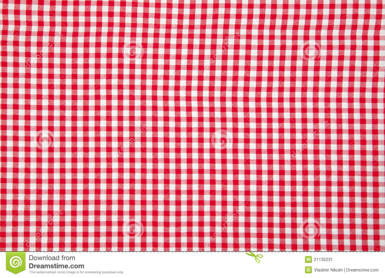 Real White And Red Tablecloth Stock Image - Image: 21135231