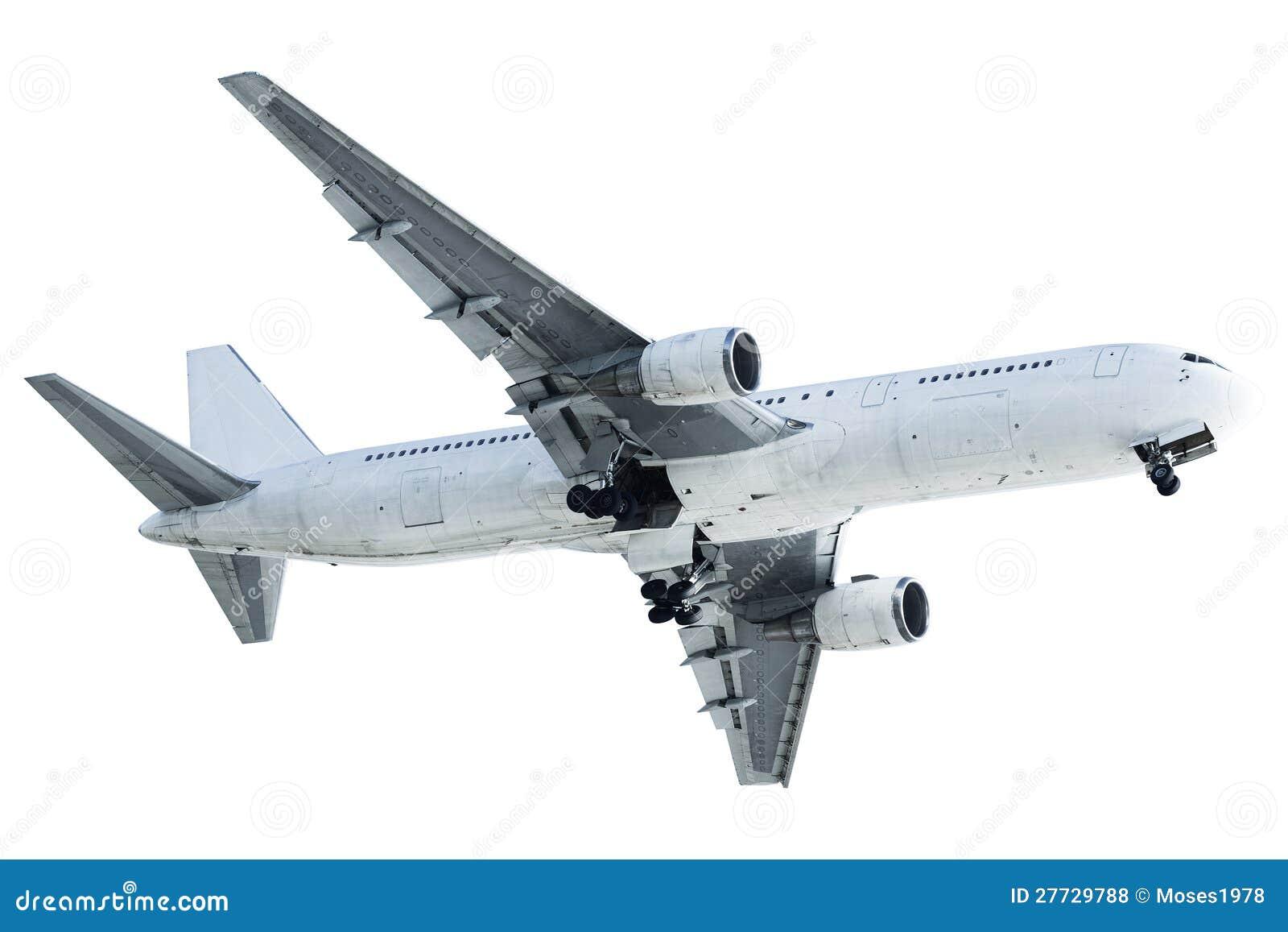 Reale Düsenflugzeug