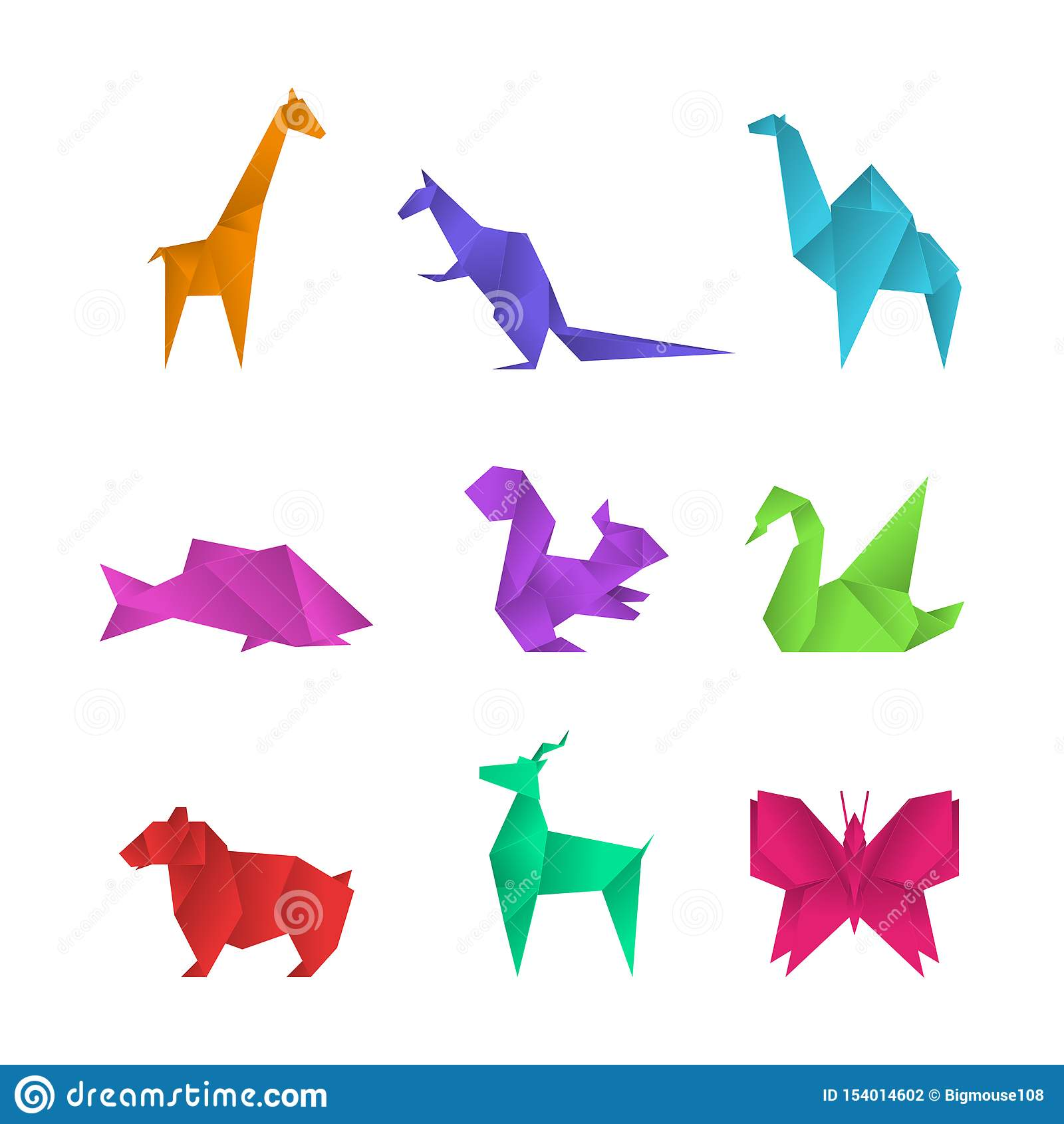 27 Exclusive Picture of Origami Animals Step By Step | Origami ... | 1689x1600