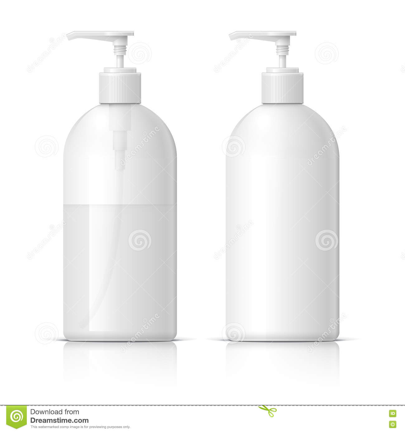 liquid template filters - realistic dispenser for soap cartoon vector