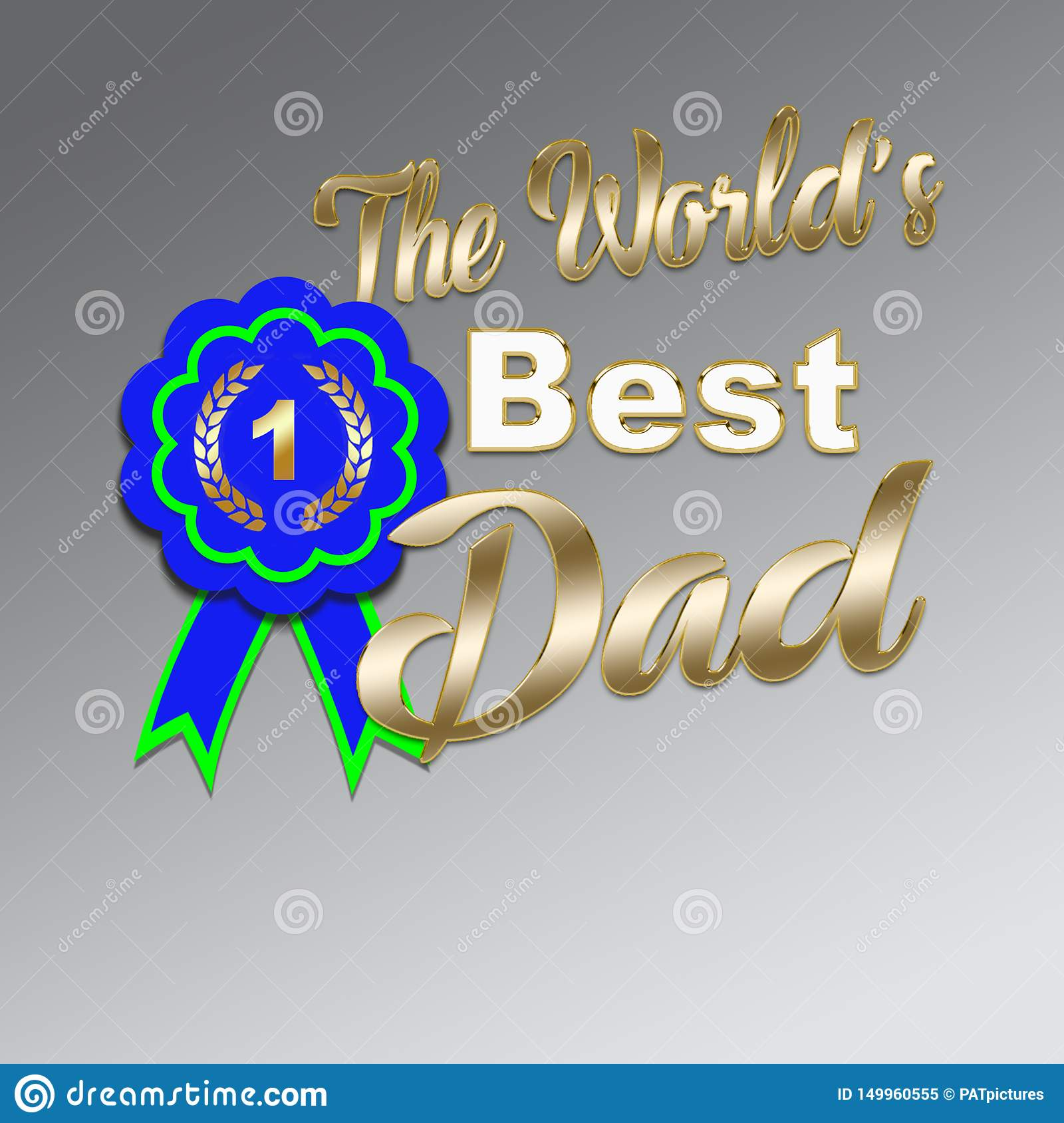 Happy Fathers Day Wallpaper Images With Cockade Blue Stock