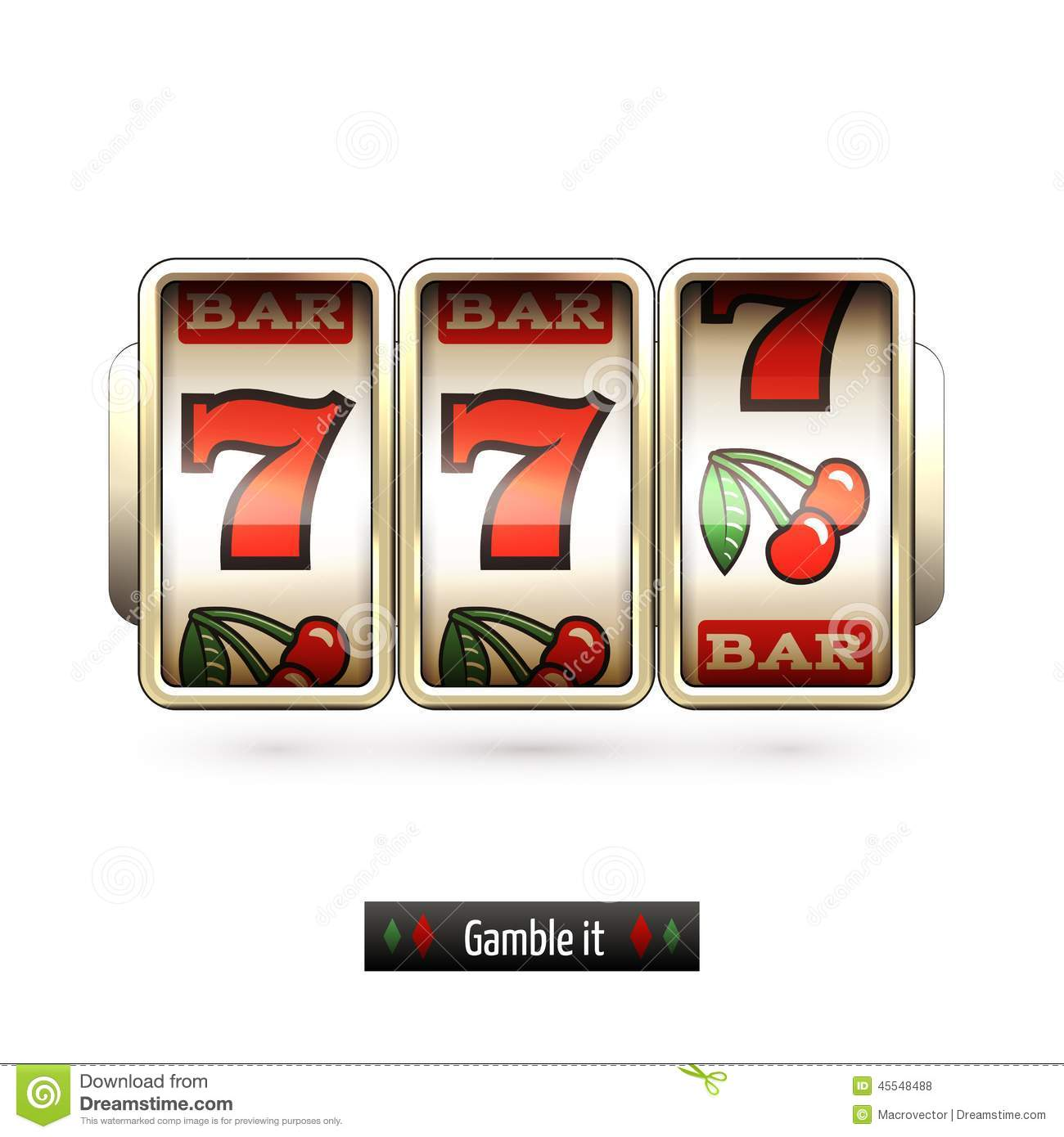 777 casino machine