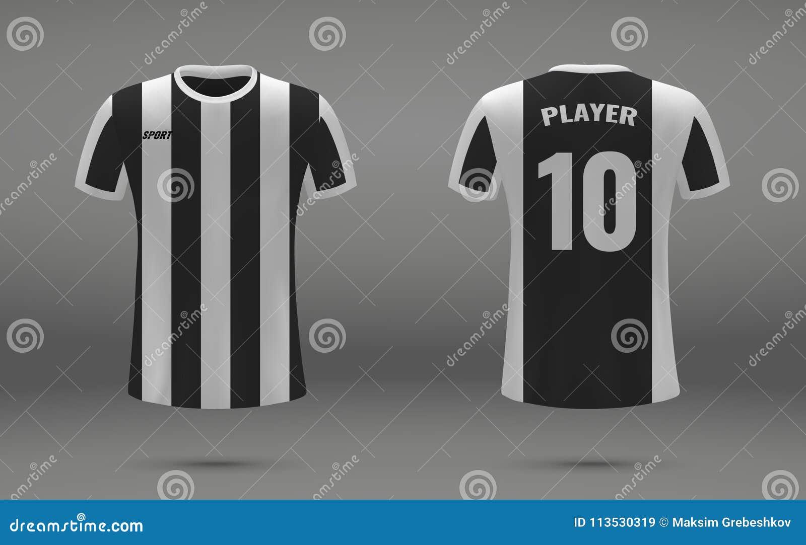 cd53d9ee7f47d1 Soccer Jersey Vector Illustration Stock Vector - Illustration of ...