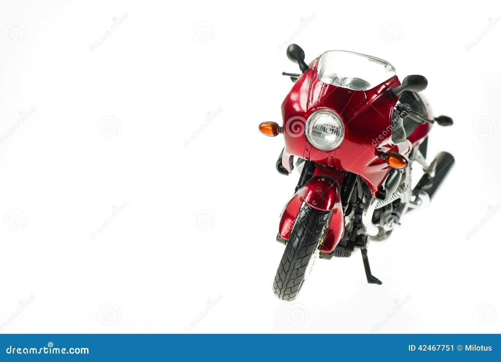 Realistischer Toy Motorcycle 1