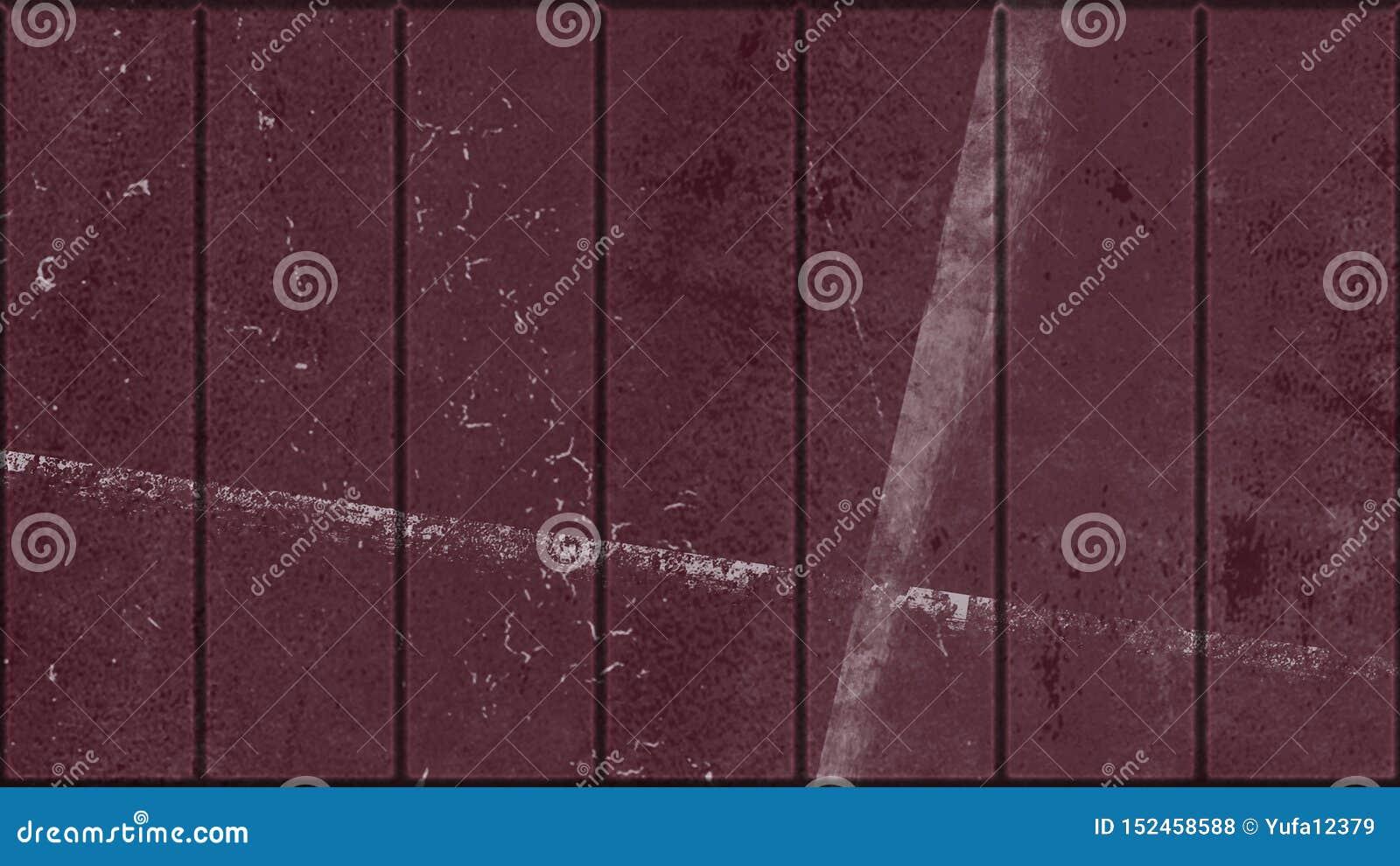 Realistisk bakgrund f?r metallst?ng Produkt f?r cell f?r Grungej?rnf?ngelse metallisk vektor f?r bild f?r designelementillustrati