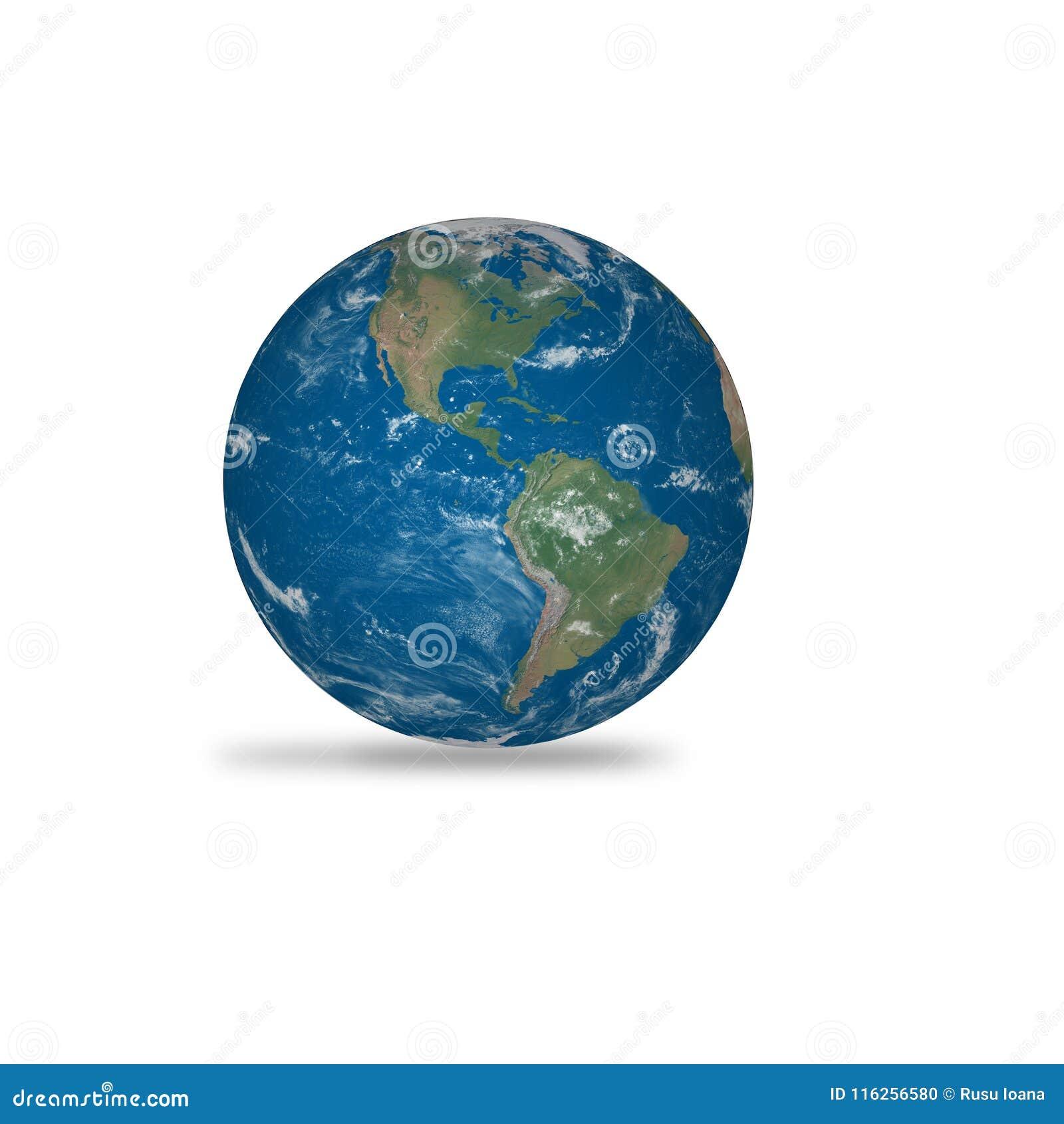 Realistyczna ziemska planeta