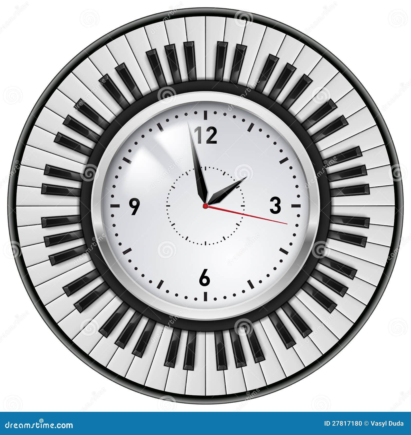 Realistycznego Biura Zegarowi i Fortepianowi klucze