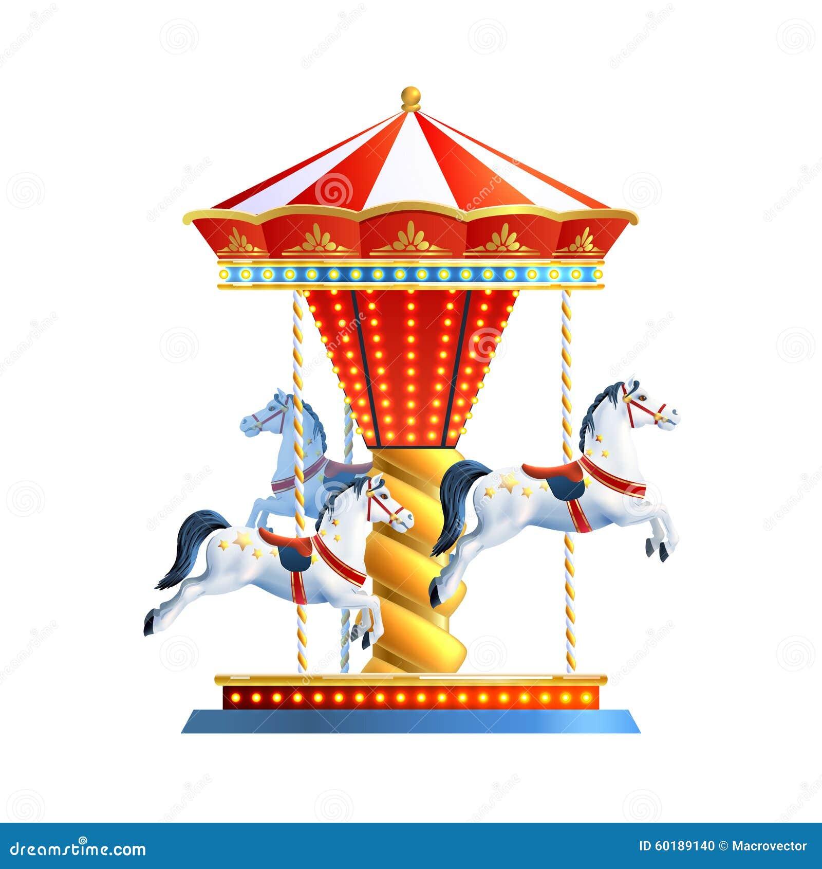 Realistyczny Carousel