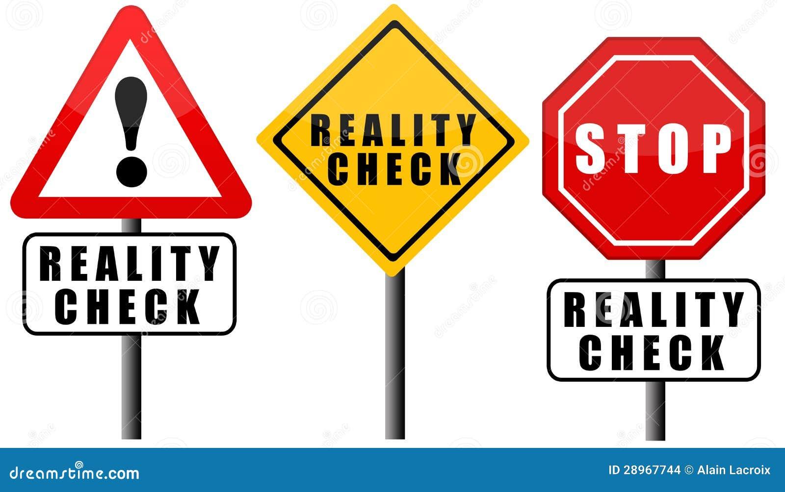 Reality Checks