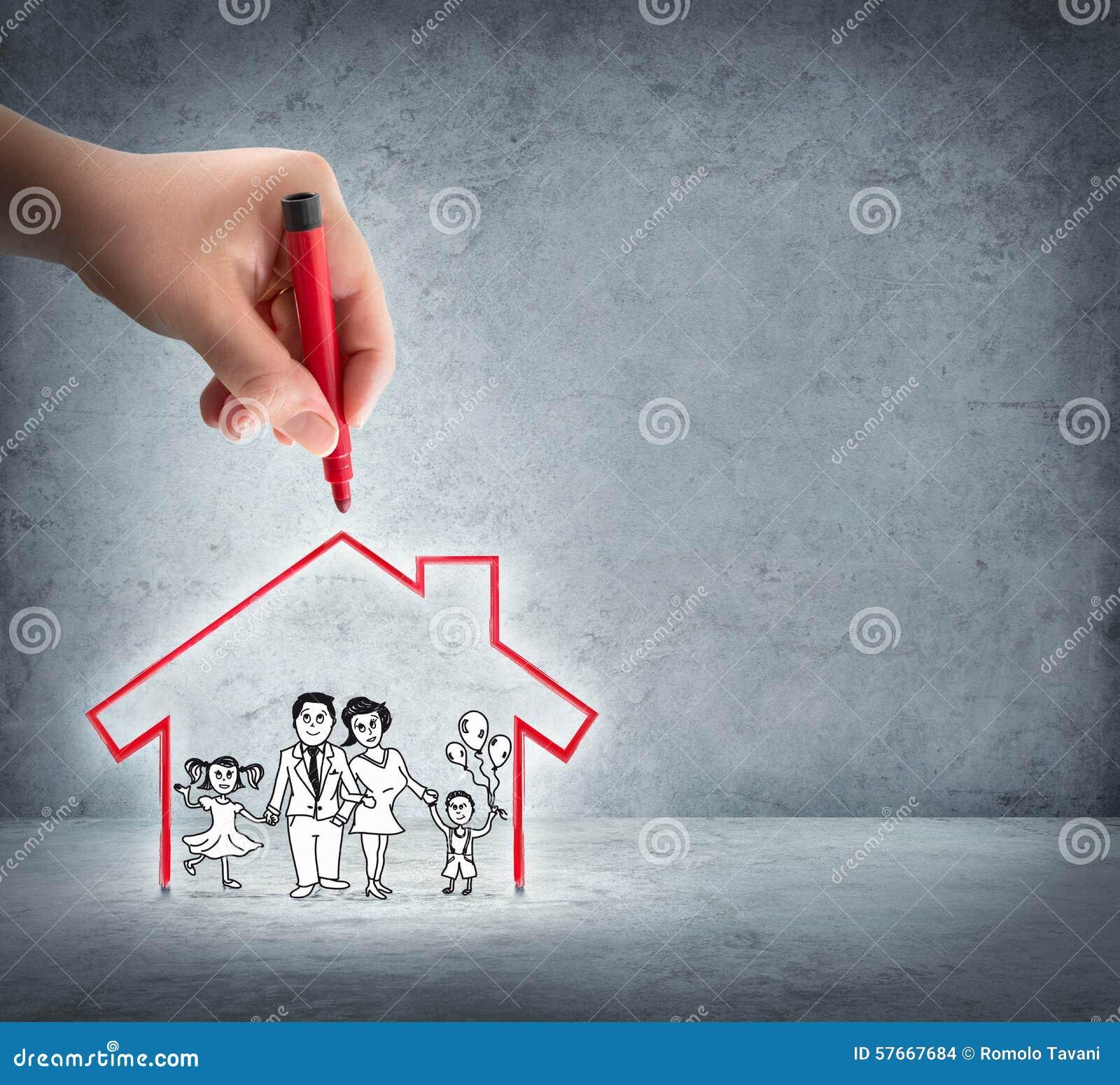 Realização de sua casa
