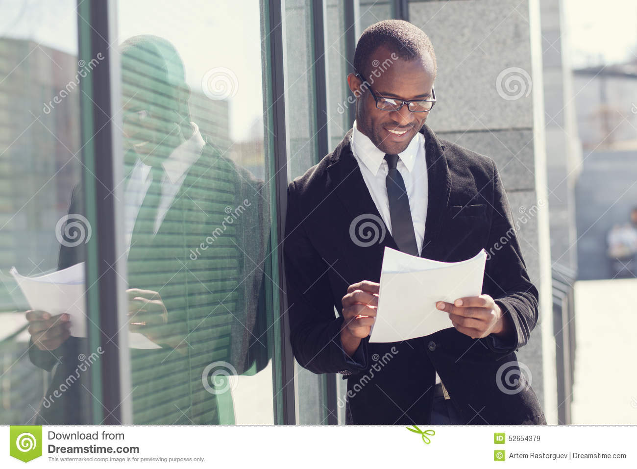 realtor with papers