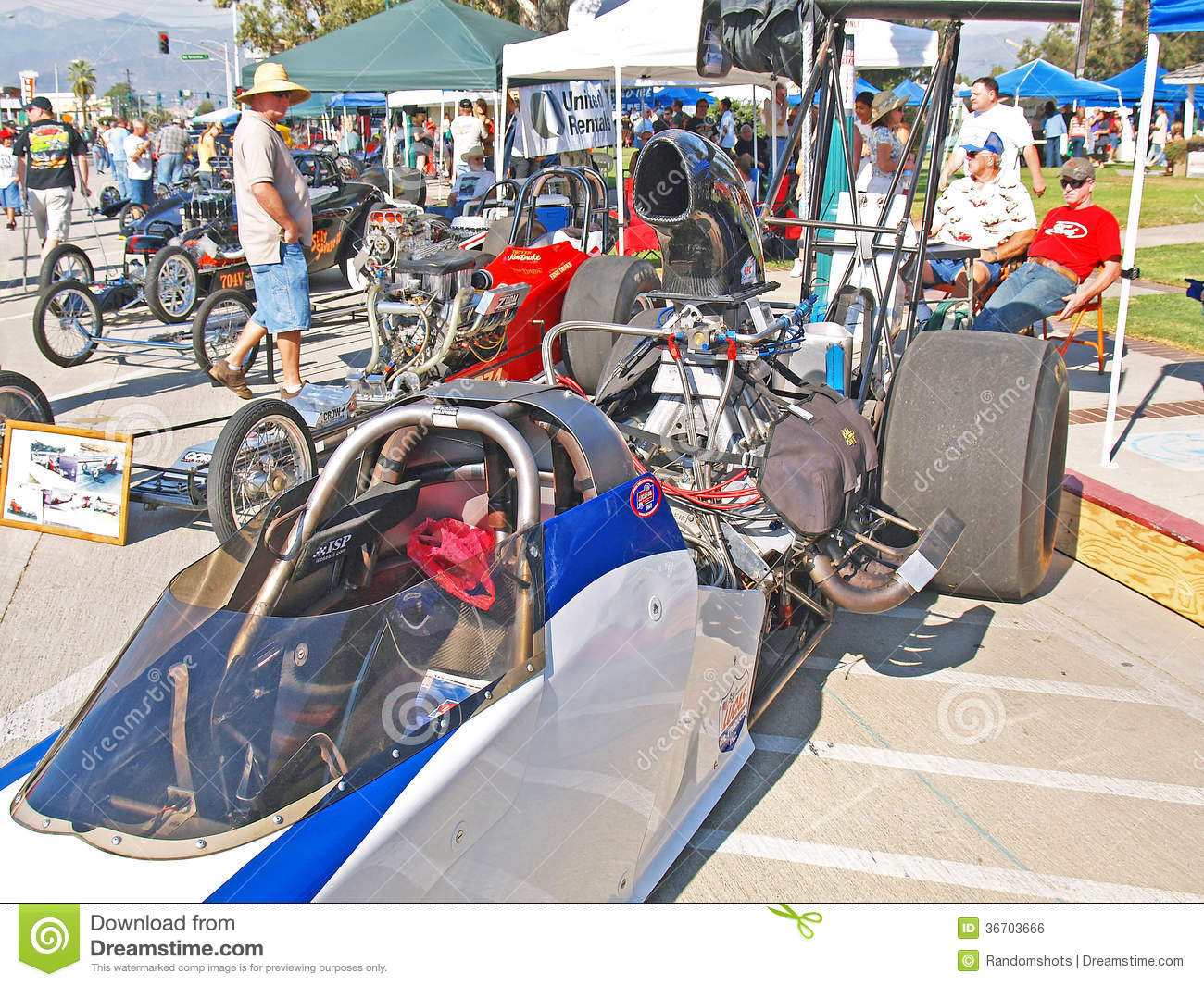 Rear Engine Dragster Editorial Photo Image Of Nitro