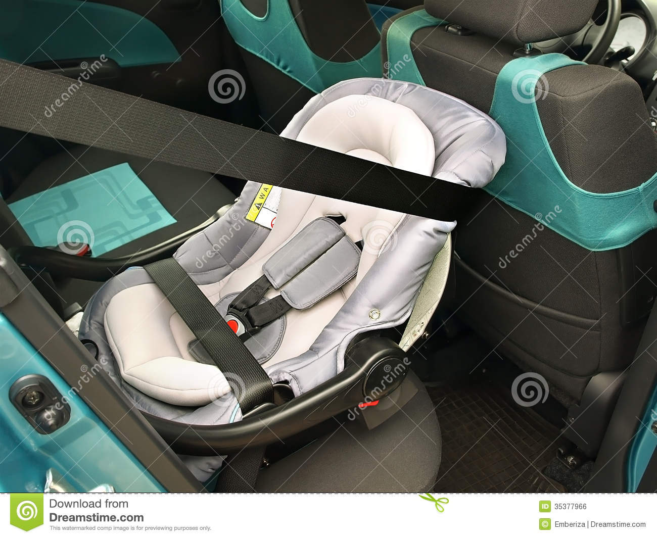 Car Seat Rear Facing  Which States