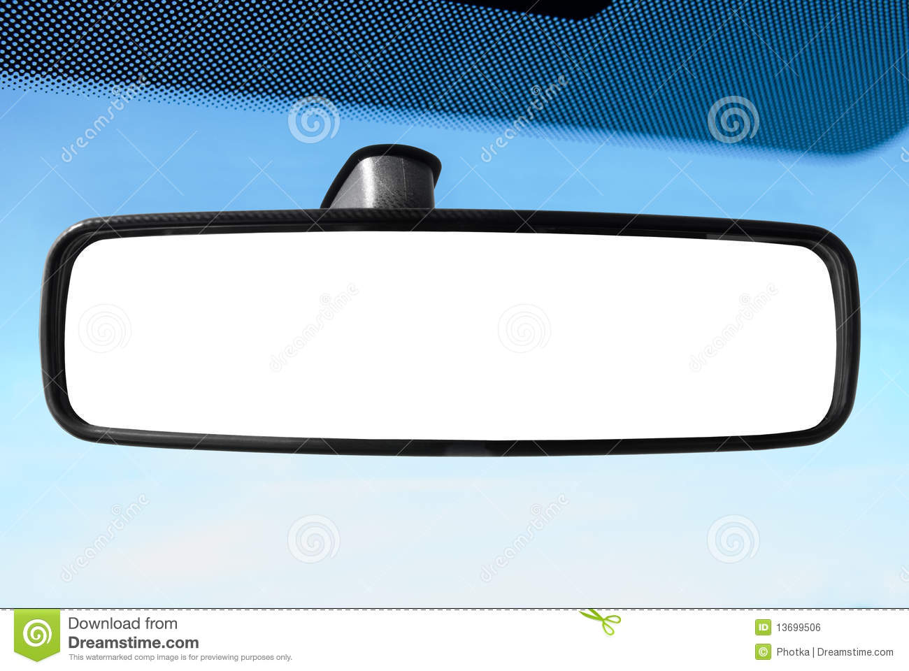 rear view mirror royalty free stock image image 13699506
