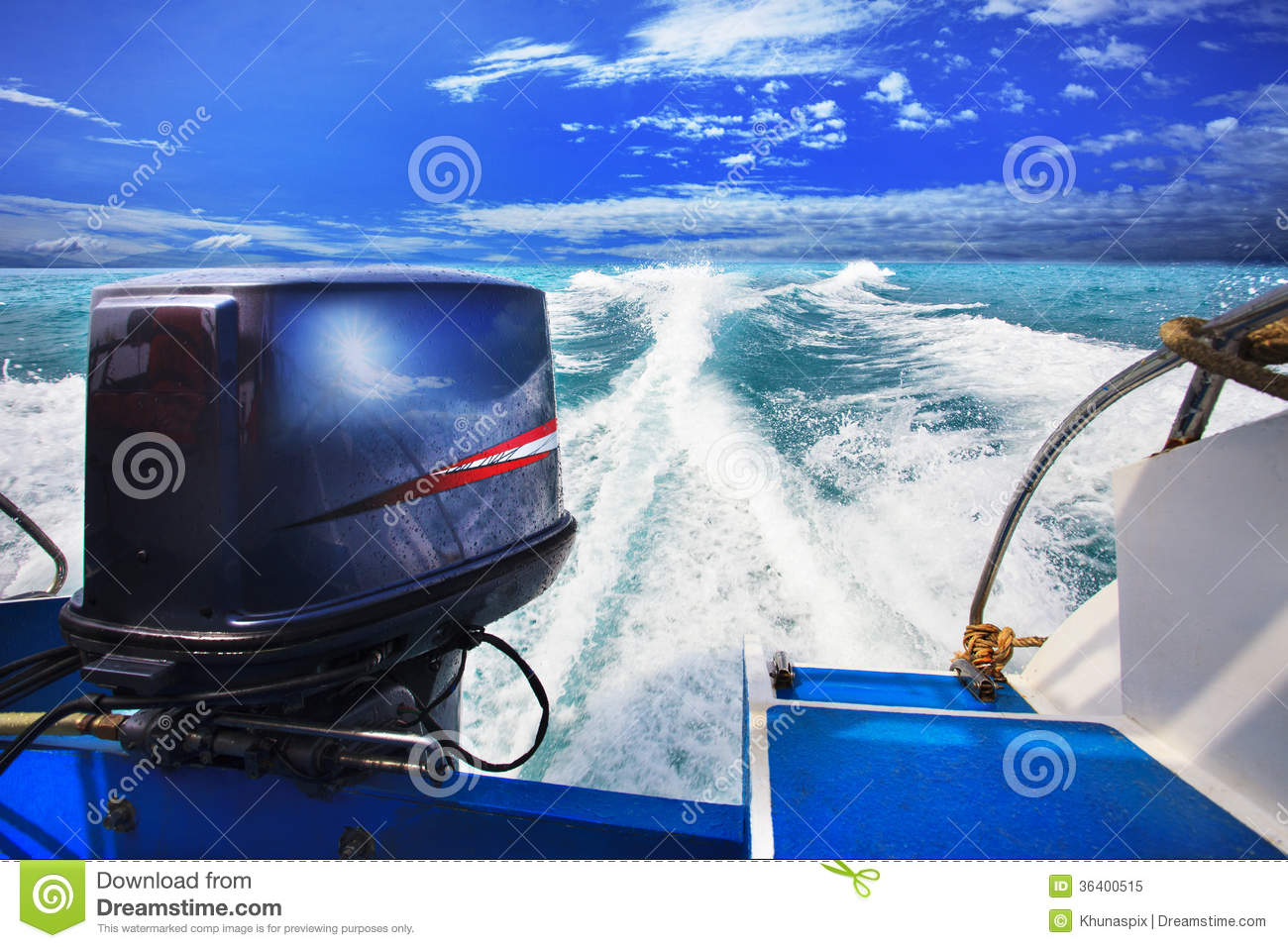 rear view from speed boats running against clear sea blue water royalty free stock photo image. Black Bedroom Furniture Sets. Home Design Ideas