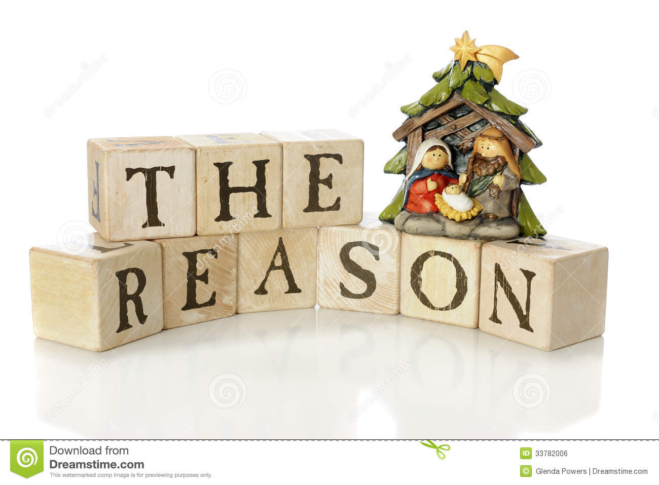 the reason for the season stock photo image of christianity 33782006