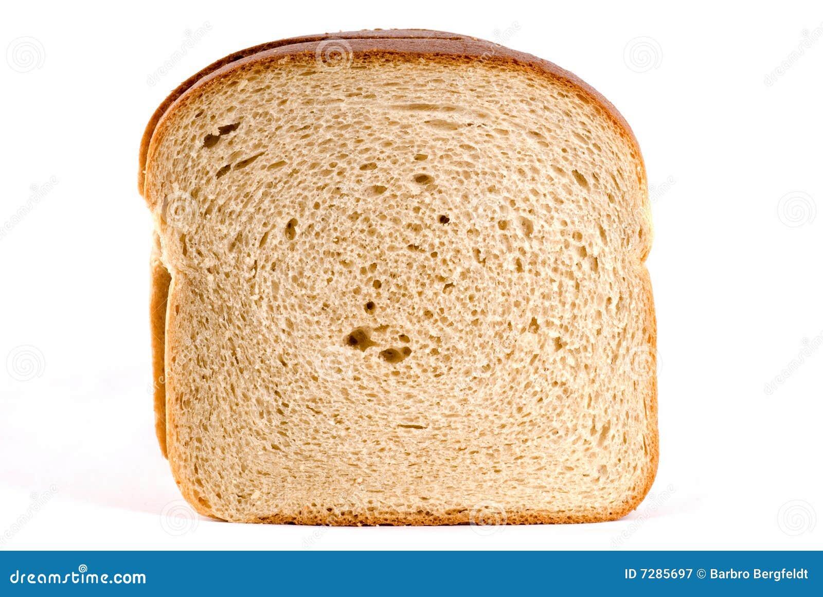 Rebanada del pan