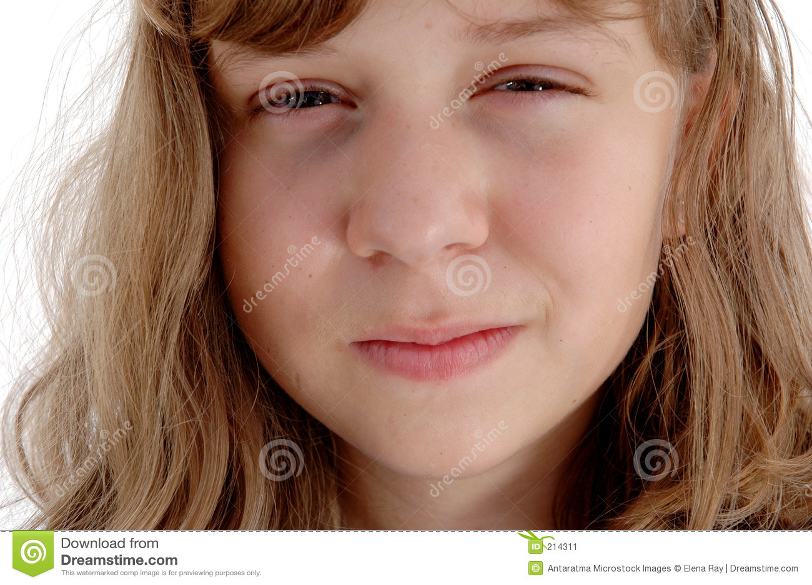 Teenage facial cumshot