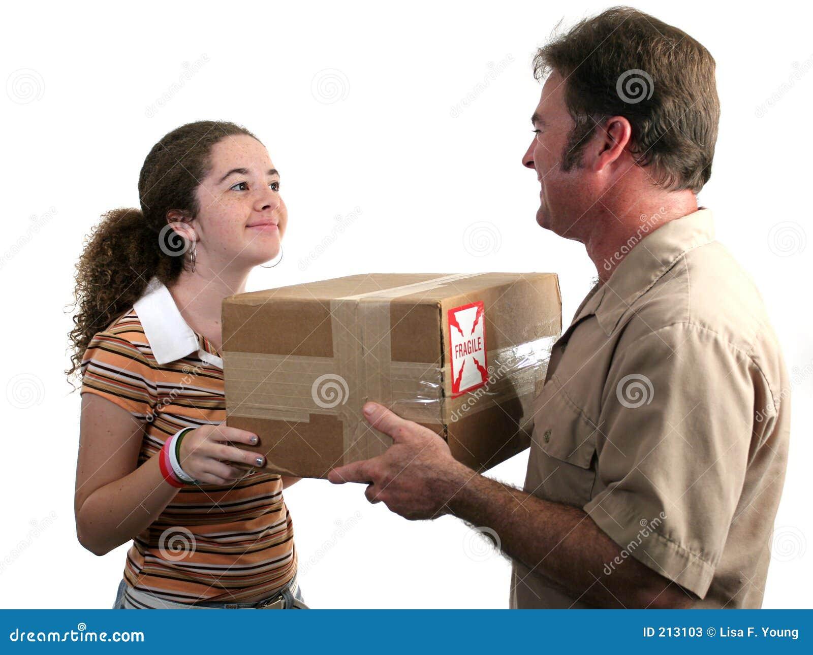 Recebendo a entrega 2