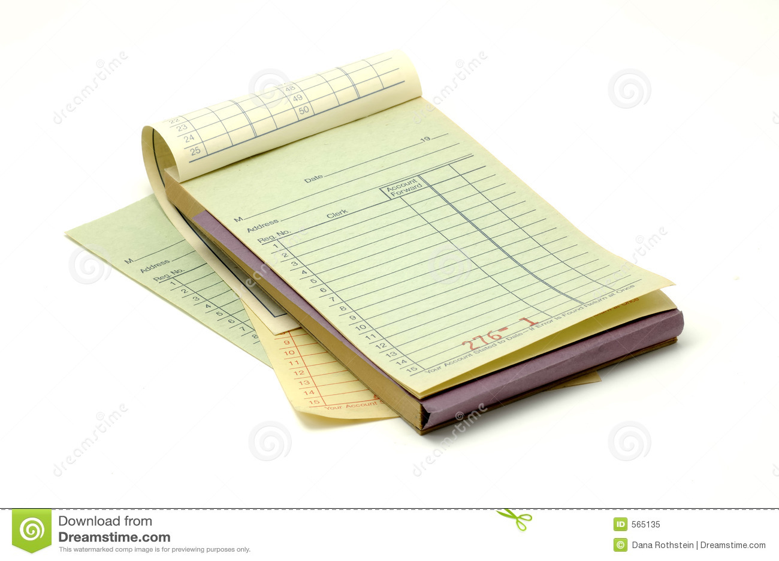 sample of receipt book – Sample of Receipt Book