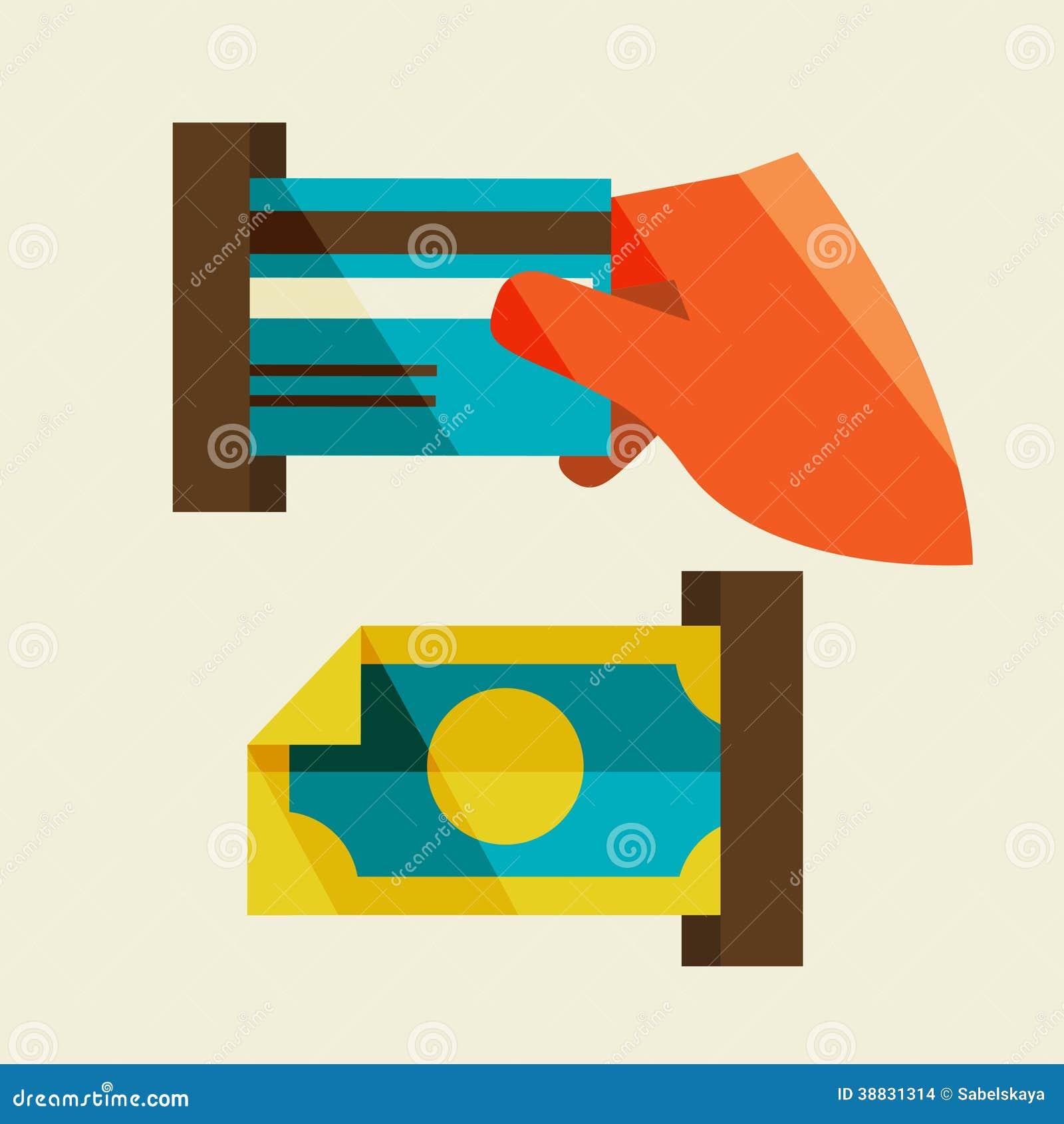 Receipt Of Money Vector Image 38831314 – Receipt of Money