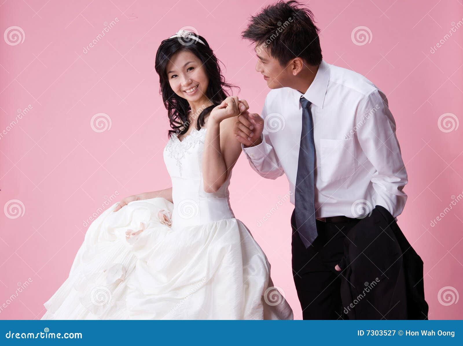 Recentemente wed le coppie 3