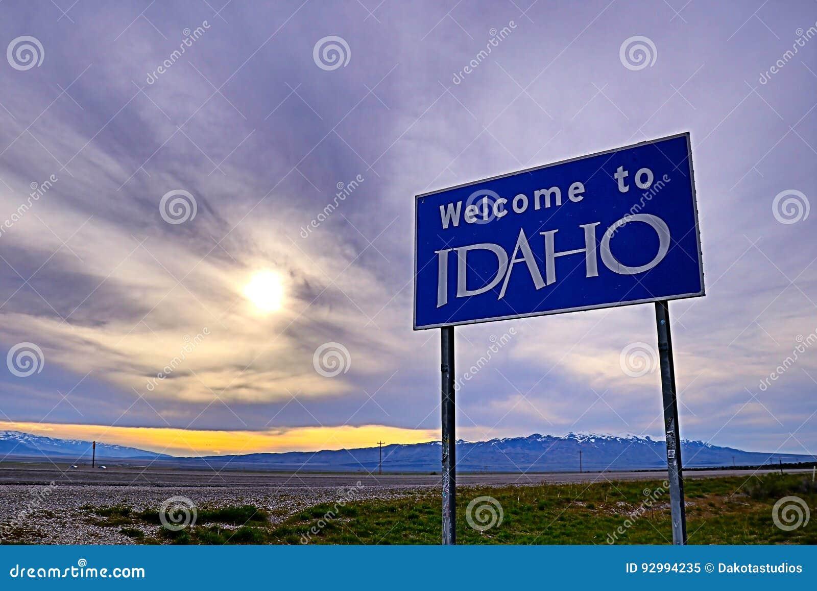 Recepción a Idaho