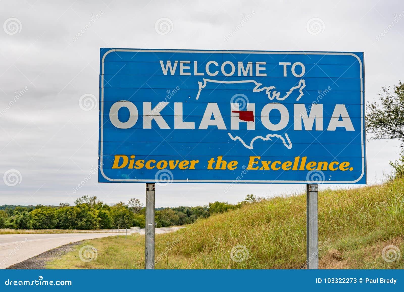 Recepción a la muestra de Oklahoma