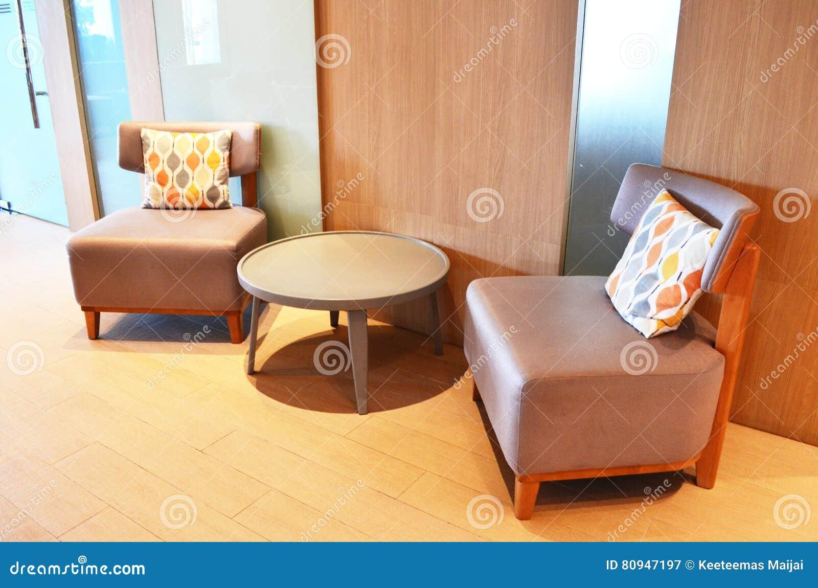 Recepcyjny pokój