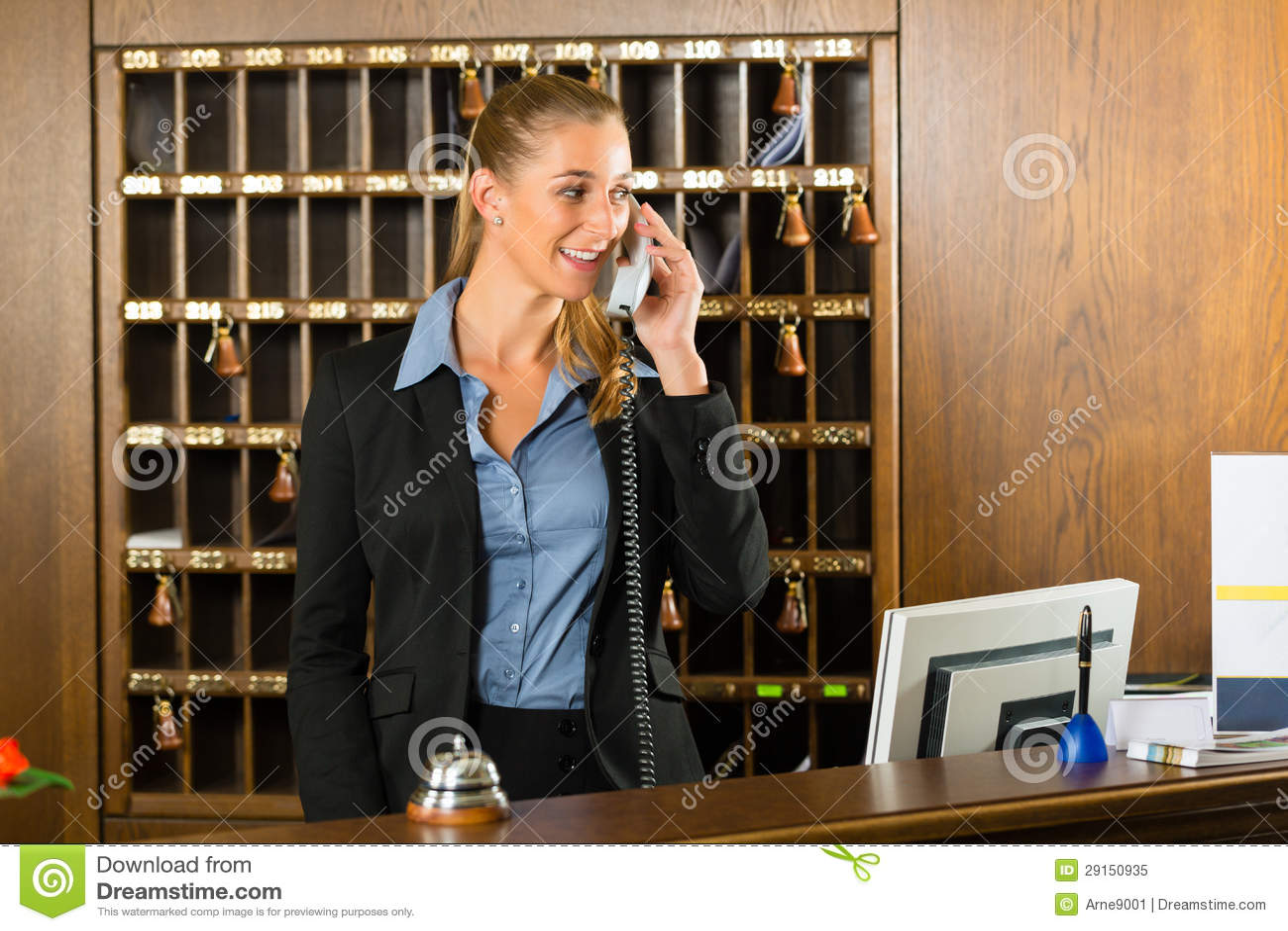 front desk agent resume sample