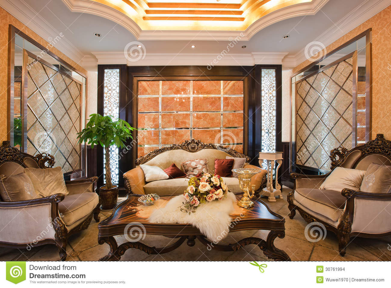 The Reception Room Stock Images Image 30761994