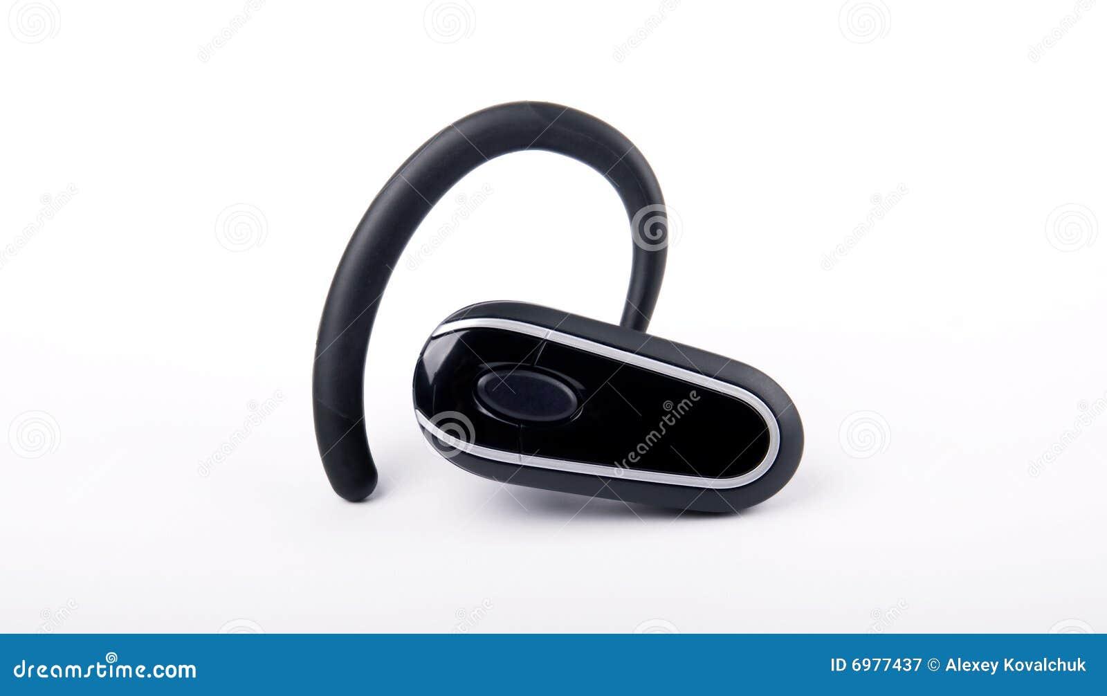 Receptor de cabeza de Bluetooth aislado