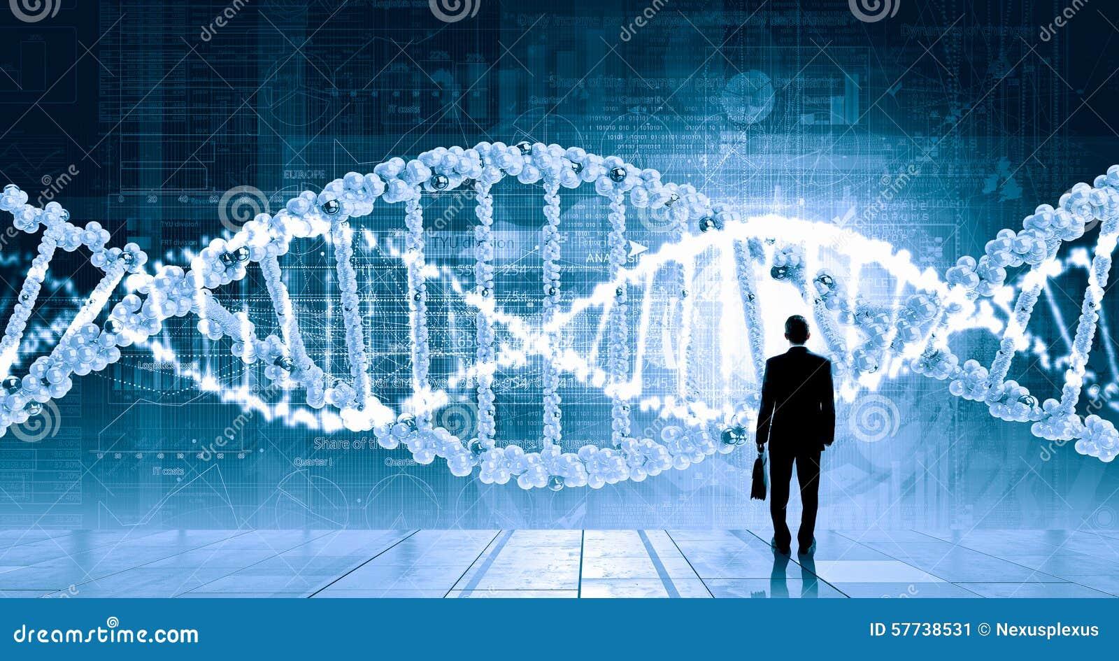 Recherche d ADN