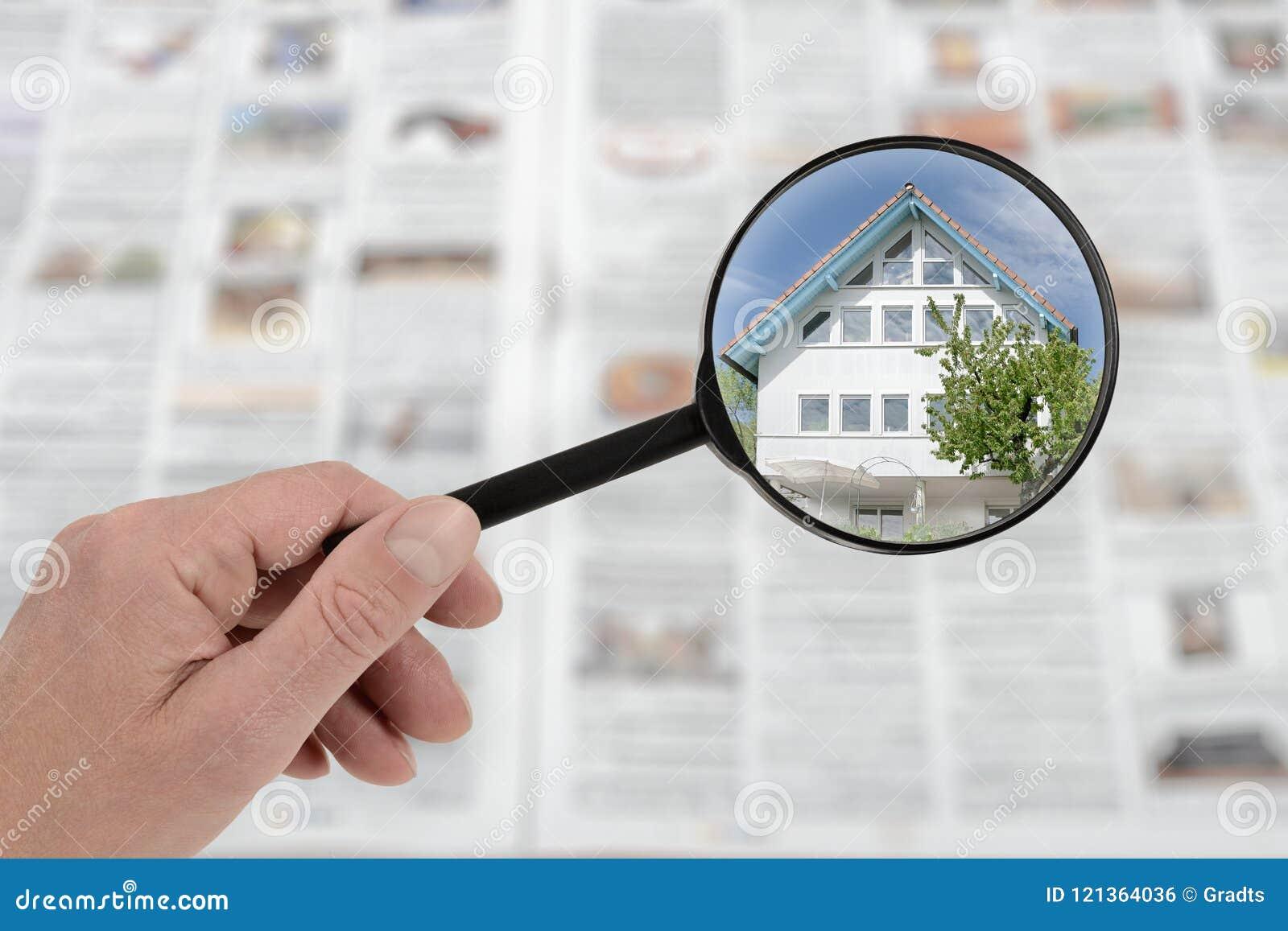 Recherche de maison de location immeuble de propriété sur le marché du logement