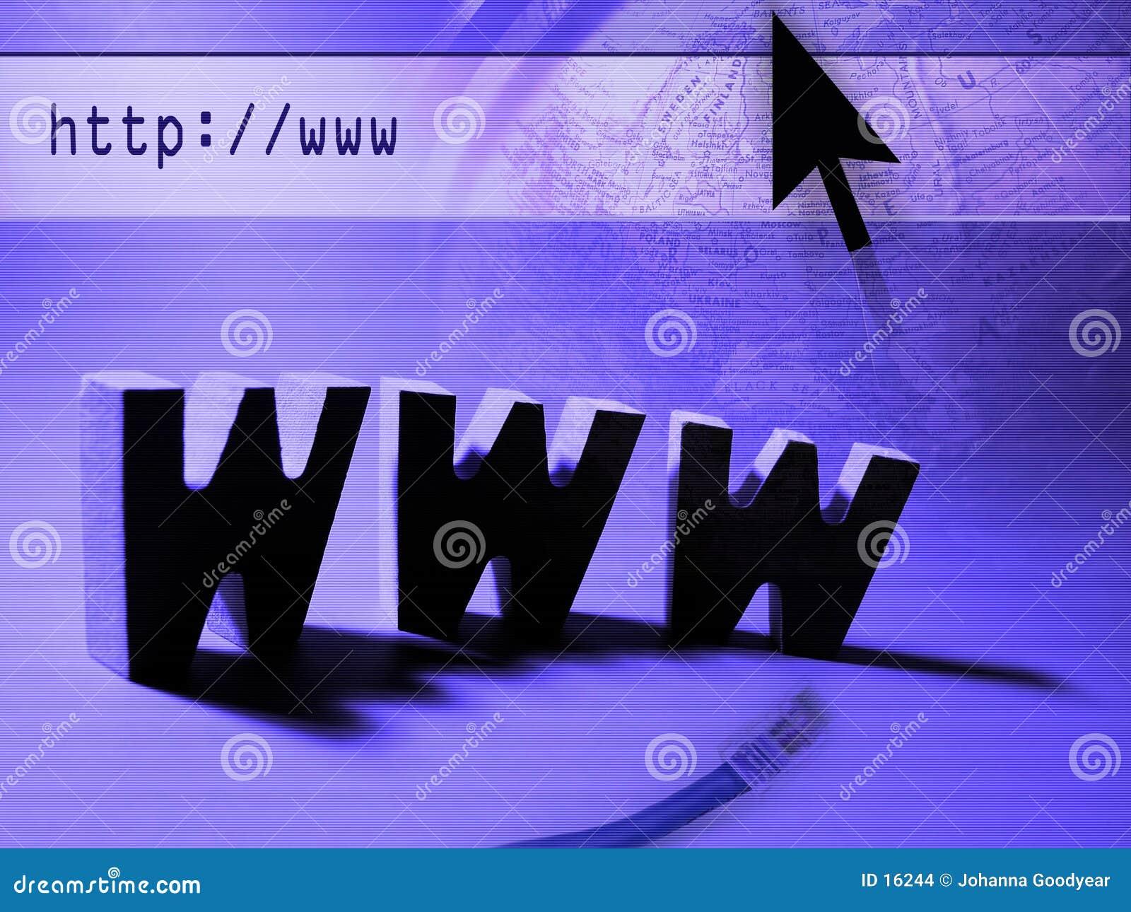 Recherche de Web