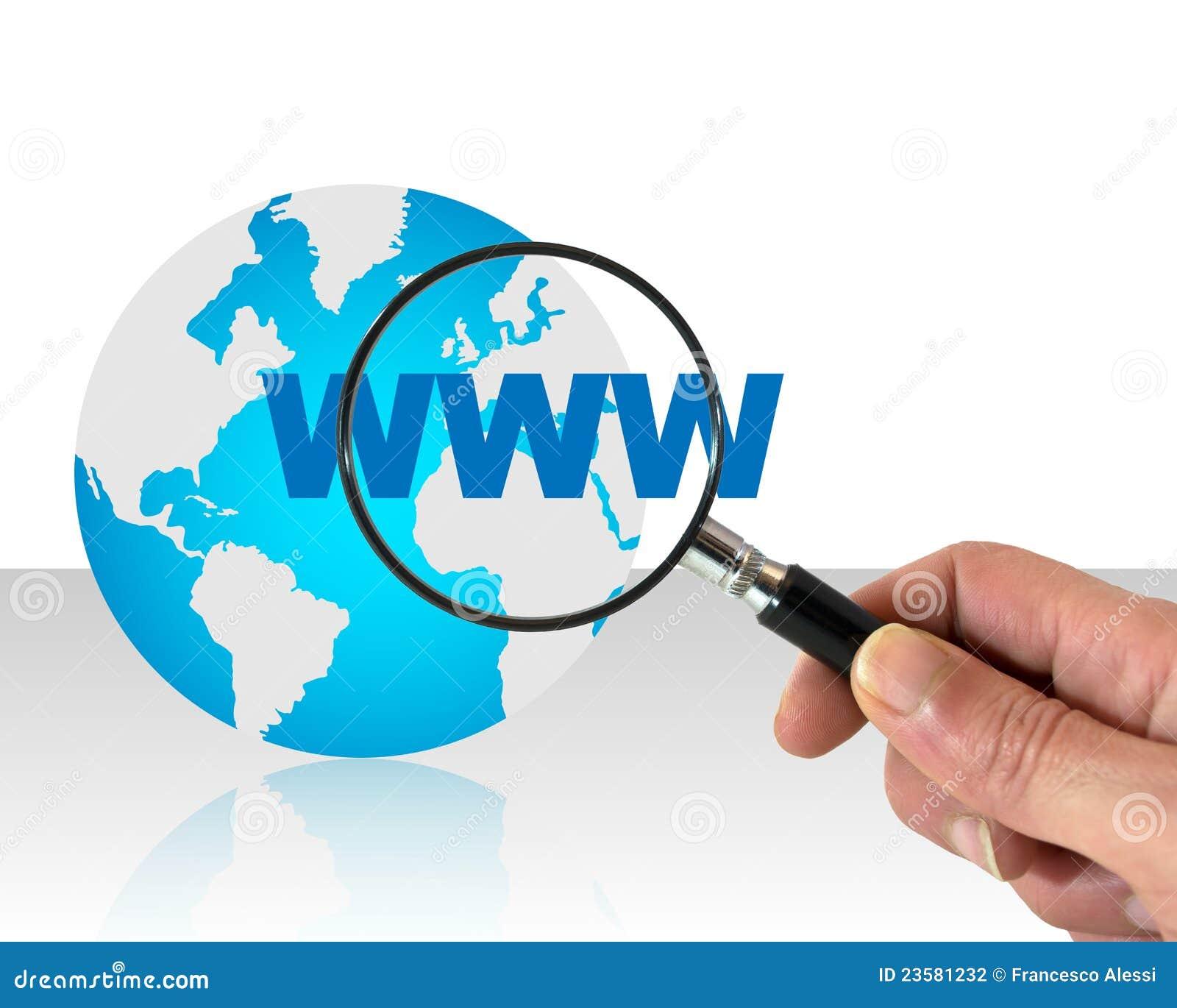 Recherche du concept d Internet