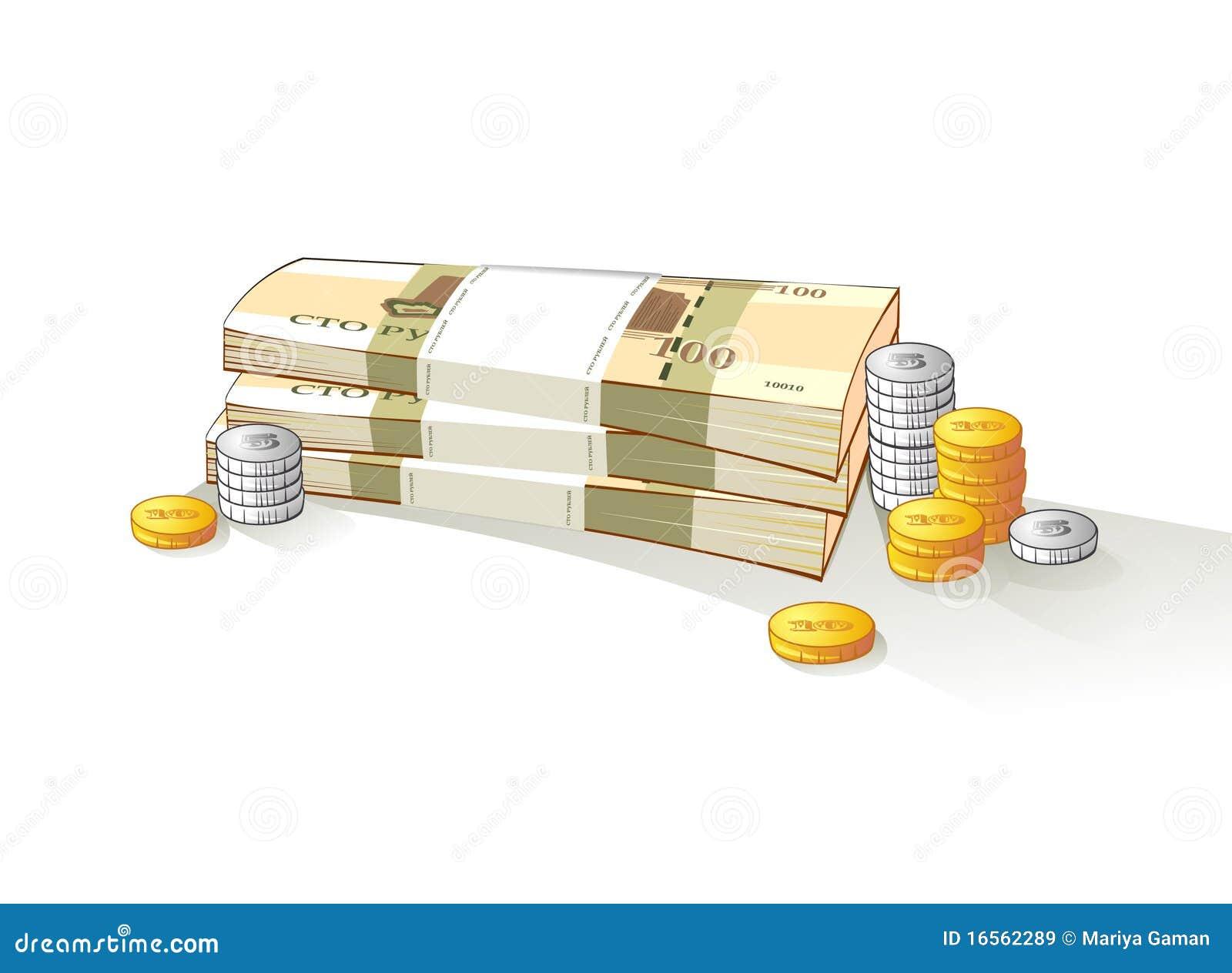 Rechnungen der russischen Geld- und Metallmünzen