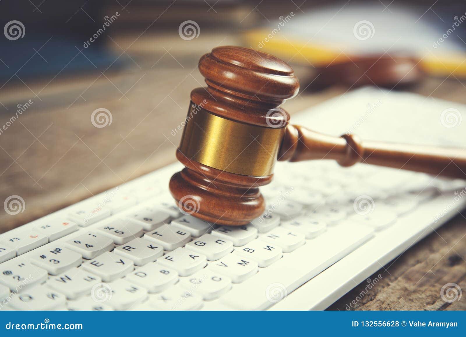 Rechter op toetsenbord