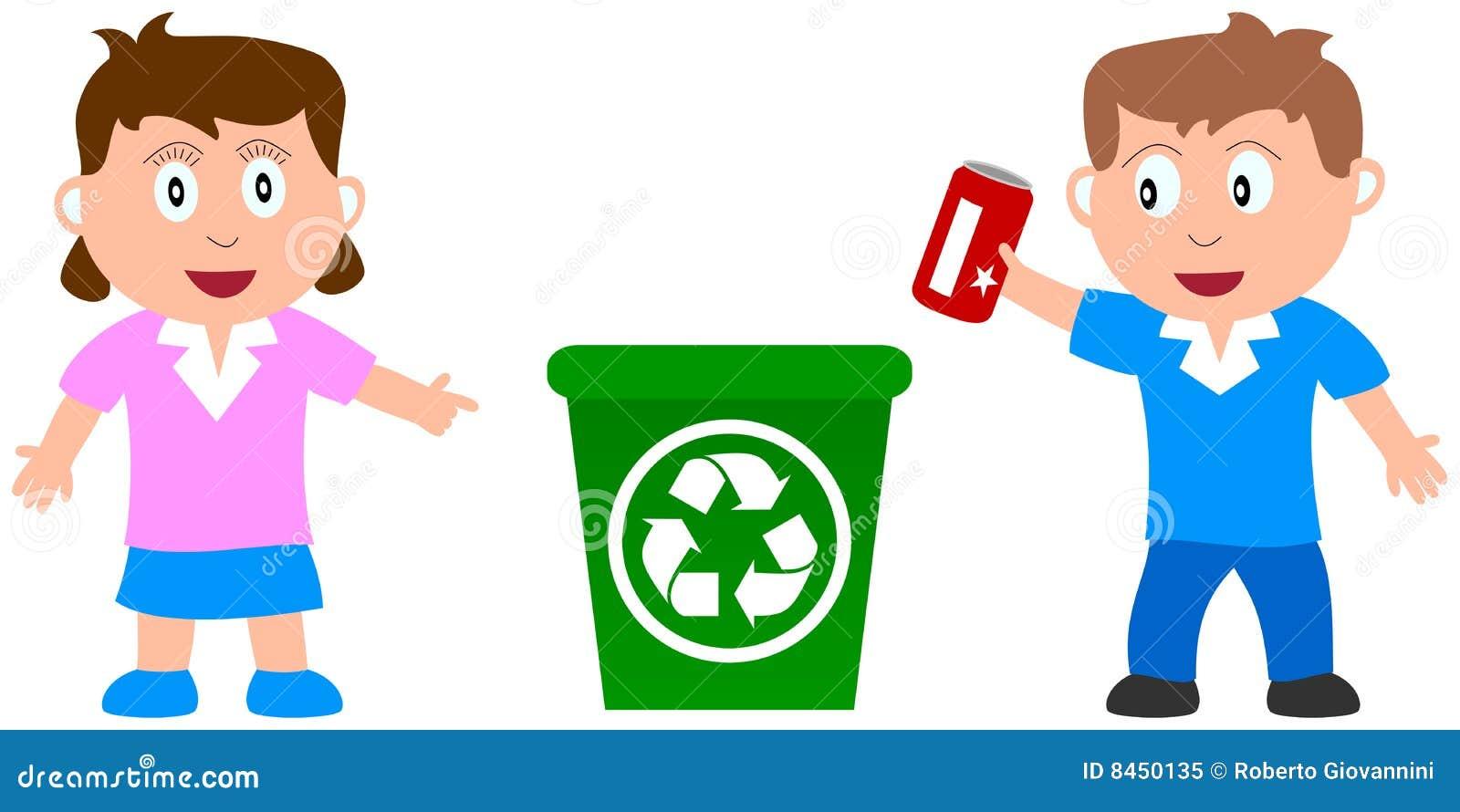 Recicl e miúdos
